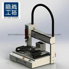 桌上型自動鎖螺絲機