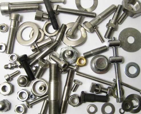 Steel Bolts, Stainless Steel Bolts, Brass Bolts, Titanium Bolts, Fasteners etc 1
