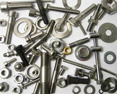 Steel Bolts, Stainless Steel Bolts, Brass Bolts, Titanium Bolts, Fasteners etc