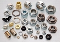 Steel Nuts, Stainless Steel Nuts, Brass Nuts, Titanium Nuts etc
