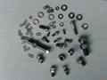 Titanium Bolts Titanium Nuts Titanium Washers Titanium Fasteners etc
