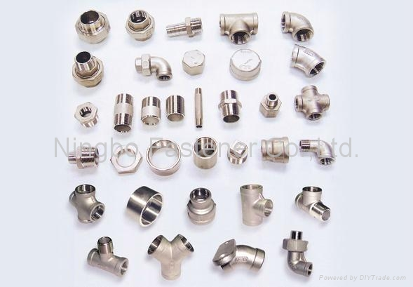Pipe fittings Flanges Valves etc