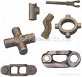 Castings, Forgings, Stampings, CNC machine parts, Turned parts, Auto parts etc