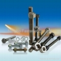 Threaded rods Studdings etc