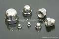 Stainless steel dome cap nuts ( ISO, DIN