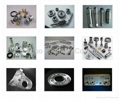CNC Machined parts, Turned parts, OEM parts, Precision parts, Plastic parts etc
