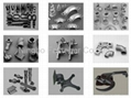Castings, Forgings, Pressings in Steel Alloy Iron Aluminium Brass A2A4 etc