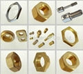Brass valves, Compression fittings, Brass fasteners, Brass dog bolts, Water hose 3
