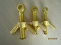 Brass hex nuts, Brass wing nuts, Brass cap nuts, Brass slotted nuts, Brass nuts 5