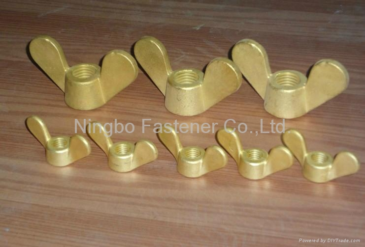 Brass hex nuts, Brass wing nuts, Brass cap nuts, Brass slotted nuts, Brass nuts 4