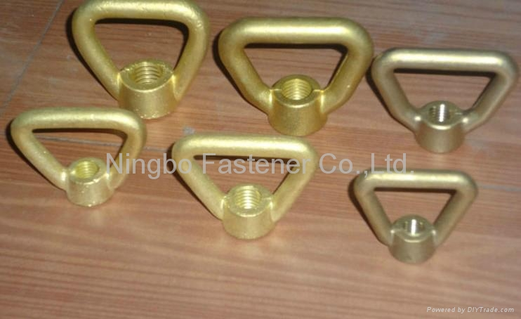 Brass hex nuts Brass wing nuts Brass cap nuts Brass slotted nuts Brass nuts 2