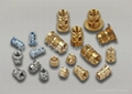Brass washers, Spring lock washers, Brass stampings, Brass components etc 4