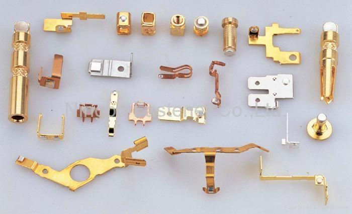 Brass bolts, Brass screws, Brass threaded rods, Brass fasteners, Brass auto part 5