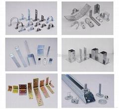 Stamping Parts  Metal Fabrication Non-ferrous Metal Parts etc