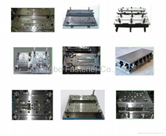 Moulds & Tools etc