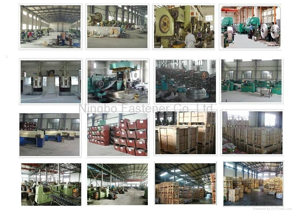Equipments & Warehouse