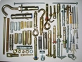 Anchors, Fixings, Clamps, Furniture hardwares etc
