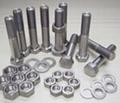 Titanium Bolts, Titanium Nuts, Titanium