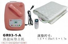 水控温热能床垫
