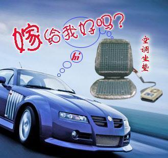 汽車空調坐墊  2