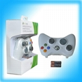 Xbox 360 Original Wireless Controller With Battery