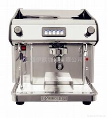 Expobar爱宝单头高杯半自动咖啡机