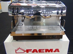FAEMA飞马ENOVA A2双头电控商用半自动咖啡机