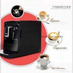 展會期間臨時短期租賃咖啡機