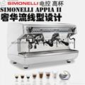 Nuova 诺瓦半自动咖啡机