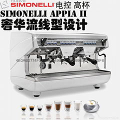 Nuova 諾瓦半自動咖啡機
