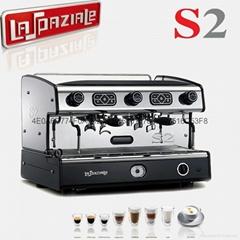 LaSpaziale S2意式半自动咖啡机商用双头