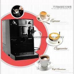 NIVONA尼维娜NICR646意式全自动咖啡机 磨豆