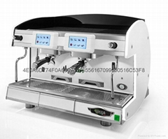 Wega MY concept多鍋爐半自動咖啡機商用進口