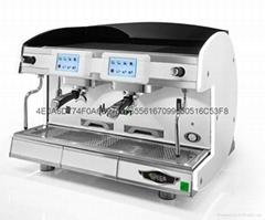 Wega MY concept多锅炉半自动咖啡机商用进口
