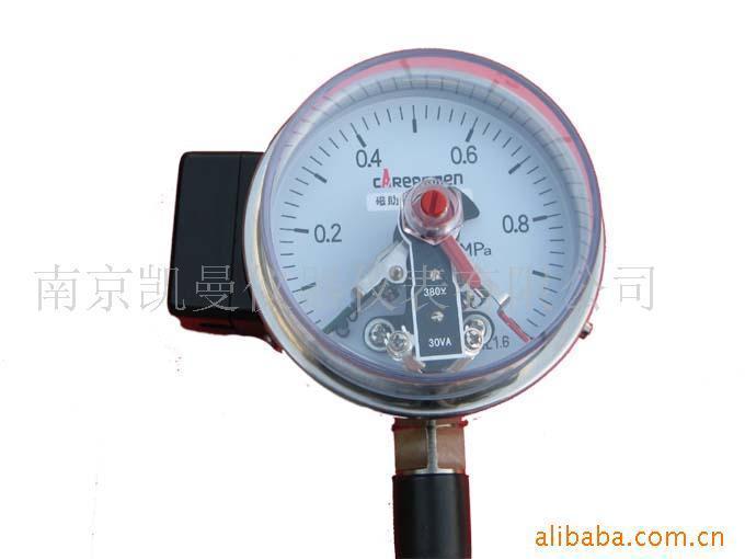 磁助電接點壓力表 1