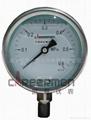 不鏽鋼耐震壓力表