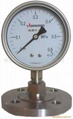 隔膜壓力表