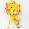 Children's educational toys& plush lion 1