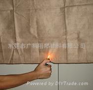 窗帘防火液