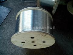 高碳镀锌改拔钢丝