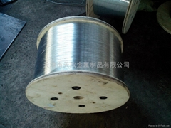 Galvanized High-carbon  Wire