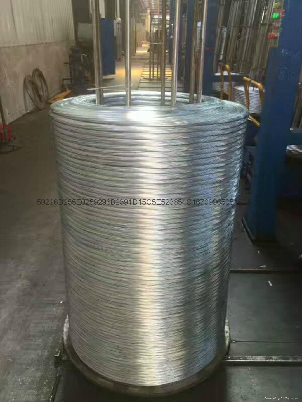 環保設備布袋骨架鋼絲 1