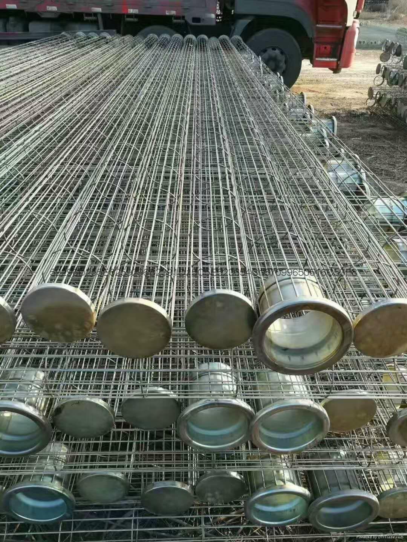 環保設備布袋骨架鋼絲 3