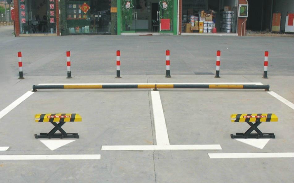惠州手动车位锁 4