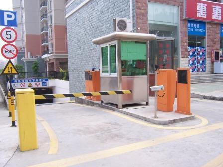 惠州停車場道閘 2