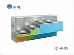 Conserves energy the water dispenser