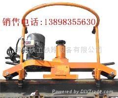 電動鋼軌打磨機