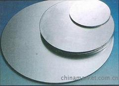 aluminum cirlce