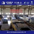 轻质复合保温墙板生产线