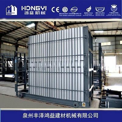 鸿益机械轻质复合保温隔墙板成型设备 5